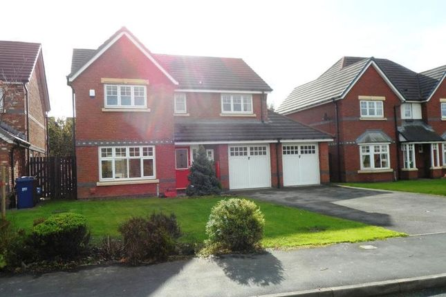Thumbnail Detached house to rent in Bellis Way, Walton Park, Preston