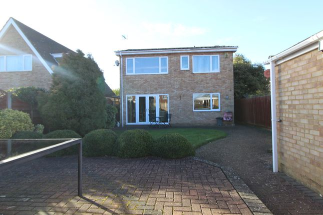 Thumbnail Detached house for sale in Prestwick Close, Bletchley