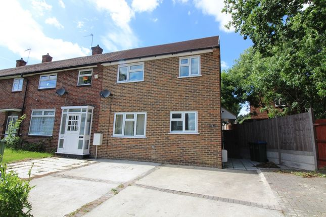Thumbnail Terraced house to rent in Restons Crescent, Avery Hill