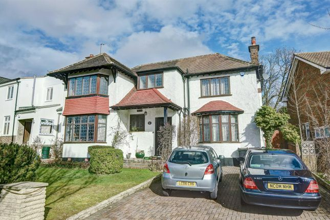 Thumbnail Detached house for sale in Pollards Hill West, London