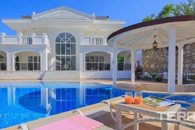 Thumbnail Villa for sale in Fethiye Ovacık, Fethiye, Muğla, Aydın, Aegean, Turkey