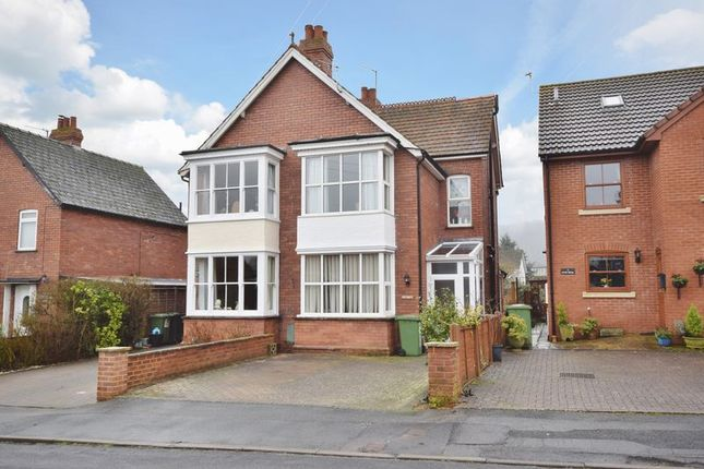 Thumbnail Semi-detached house for sale in Weston Grove, Ross-On-Wye