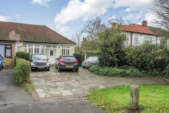 Thumbnail Semi-detached house for sale in Chelmsford Road, Shenfield, Brentwood