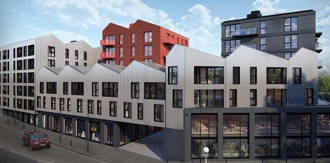 Thumbnail Office to let in Co.E.L00.01, Aspext, 411-415 Wick Lane, Fish Island, London, Greater London