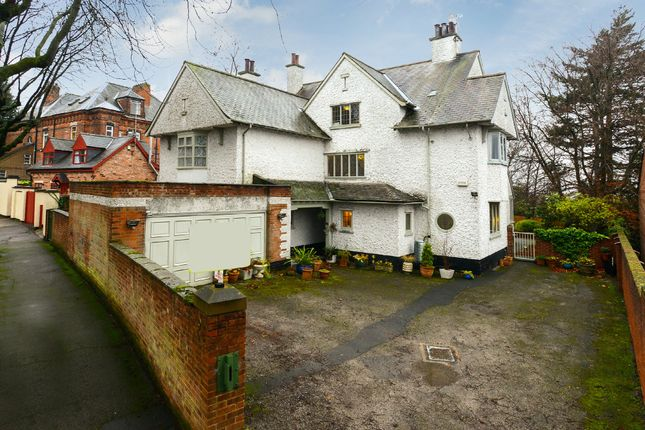 Thumbnail Detached house for sale in Chestnut Grove, Mapperley Park, Nottingham