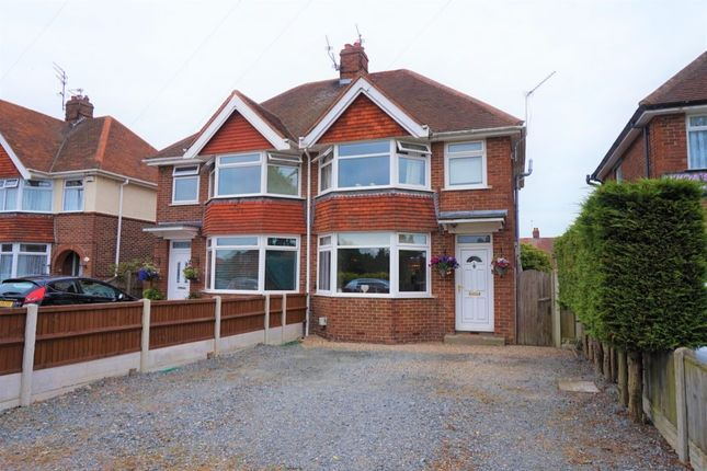 Semi-detached house for sale in Middleton Road, Gorleston, Great Yarmouth
