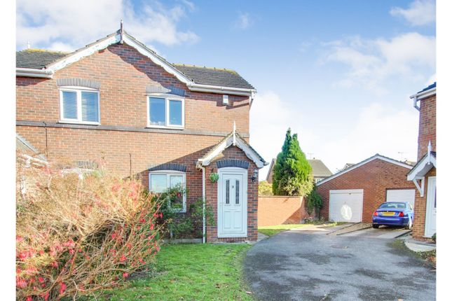 Thumbnail Semi-detached house for sale in Charlestown Way, Hull