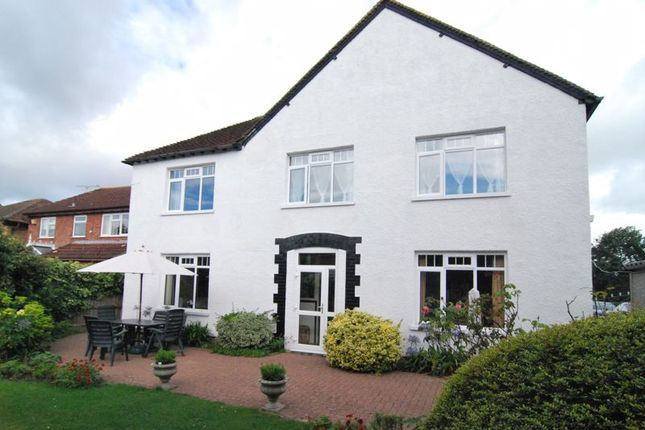 Thumbnail Detached house for sale in The White House, School Lane, Quedgeley, Gloucester
