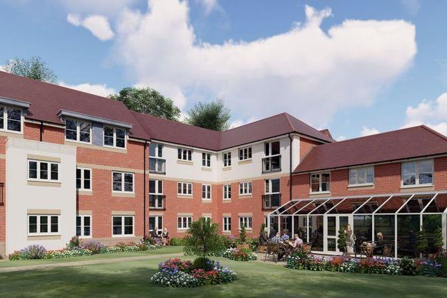 Thumbnail Flat for sale in Station Road, Eleanor Lodge, Knowle, Solihull