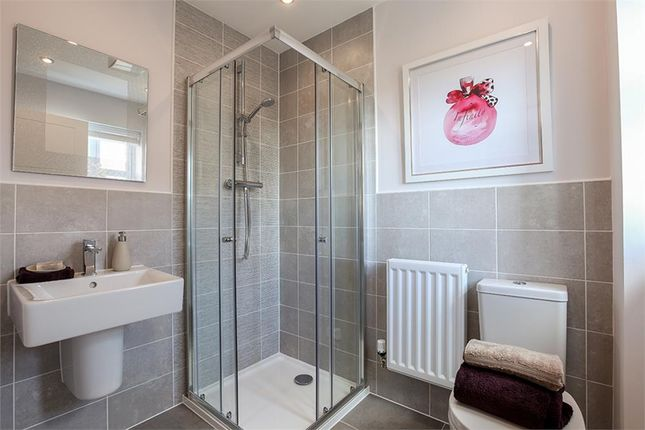 """2 bedroom semi-detached house for sale in """"Beeley"""" at Hollybush Lane, Burghfield Common, Reading"""