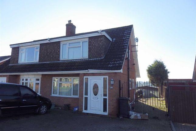 Thumbnail Semi-detached house for sale in Glencairn Avenue, Tuffley, Gloucester