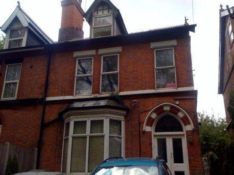 Thumbnail Flat to rent in Grove Lane, Handsworth, Birmingham