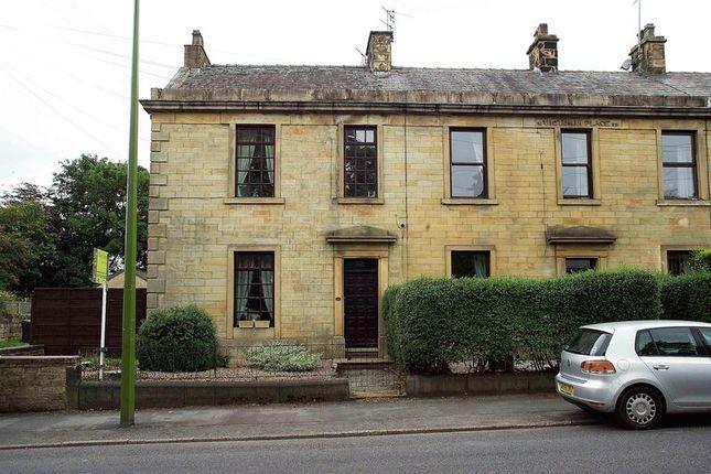 Thumbnail Terraced house for sale in Stalybridge Road, Mottram, Hyde
