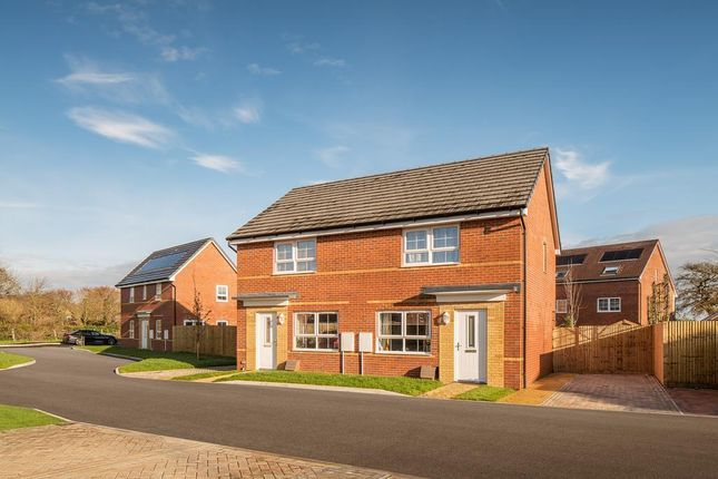 """2 bed semi-detached house for sale in """"Roseberry"""" at Leigh Road, Wimborne BH21"""