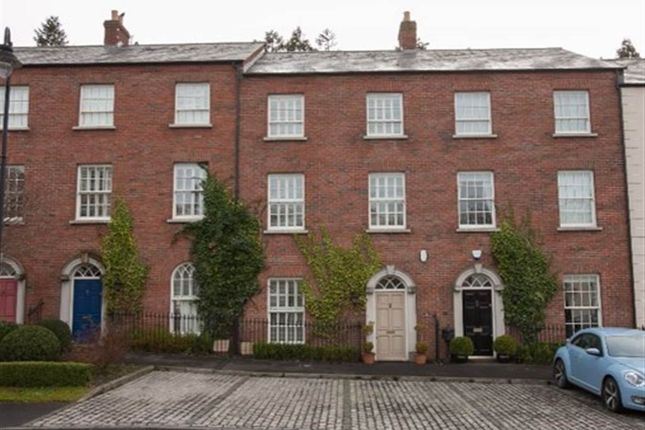 Thumbnail Town house for sale in 10, Park Lane Gate, Hillsborough
