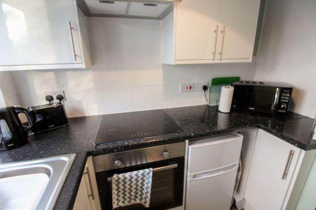 Kitchen of Lavenham Close, Bury BL9