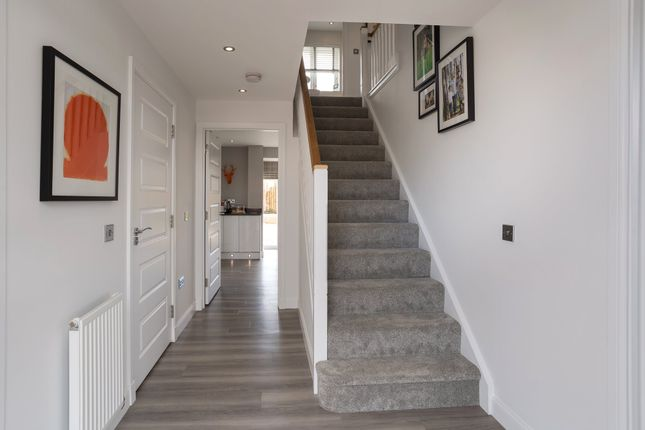 "Thumbnail Detached house for sale in ""Balmoral"" at Greystone Road, Kemnay, Inverurie"