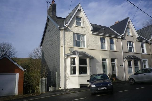Thumbnail Flat to rent in Beulah Road, Llanwrtyd Wells