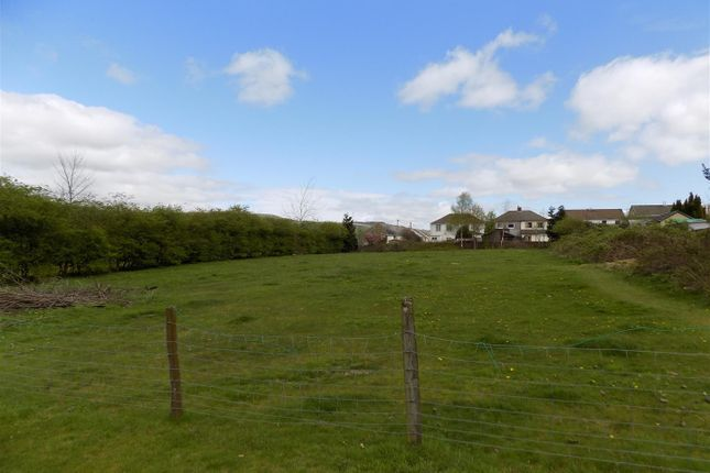 Thumbnail Land for sale in Heol Nedd, Cwmgwrach, Neath