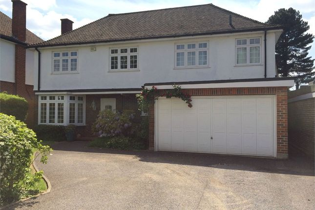 Thumbnail Detached house to rent in Dorling Drive, Epsom
