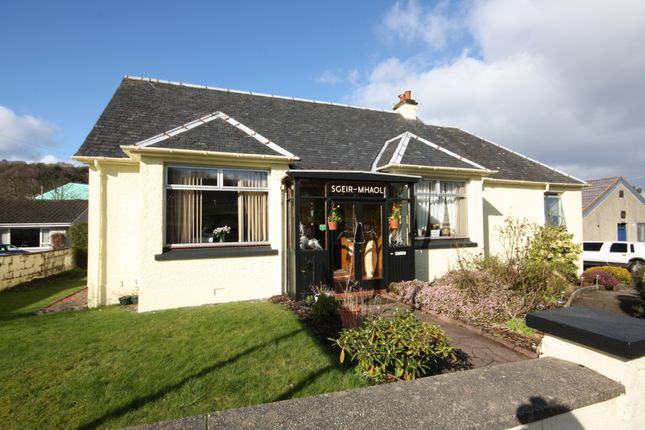 Thumbnail Detached house for sale in Soroba Road, Oban