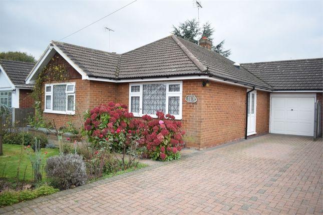 Thumbnail Detached bungalow for sale in Elmtree Avenue, Kelvedon Hatch, Brentwood, Essex