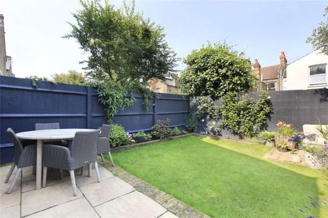 Thumbnail Flat for sale in Rudloe Road, Clapham South, London