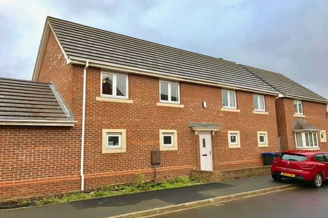 Thumbnail Flat to rent in Maddren Way, Middlesbrough