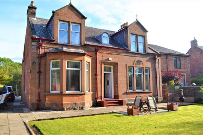 Thumbnail Detached house for sale in Jerviston Street, Motherwell, North Lanarkshire