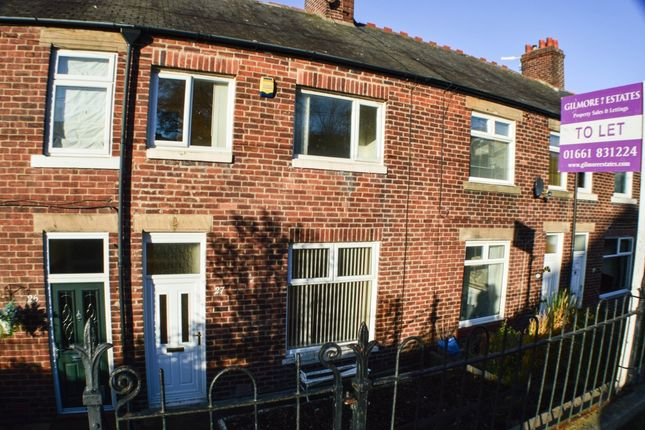 Thumbnail Terraced house to rent in Beaumont Terrace, Prudhoe