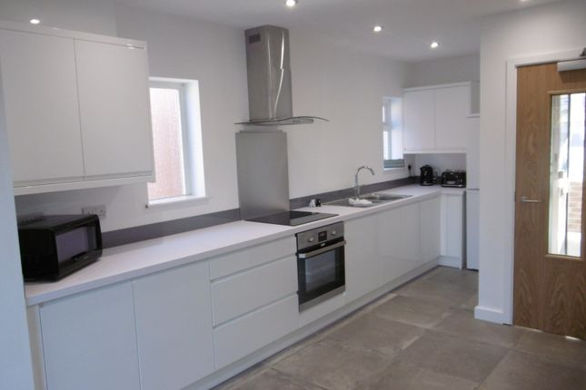 Thumbnail Semi-detached house to rent in Anderson Crescent, Beeston