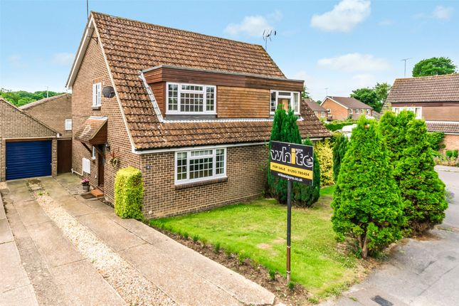 Thumbnail Semi-detached house for sale in Cranston Way, Crawley Down, Crawley, West Sussex