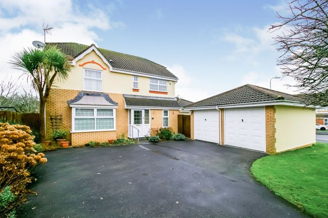 Thumbnail Detached house for sale in Cae Ganol, Nottage, Porthcawl