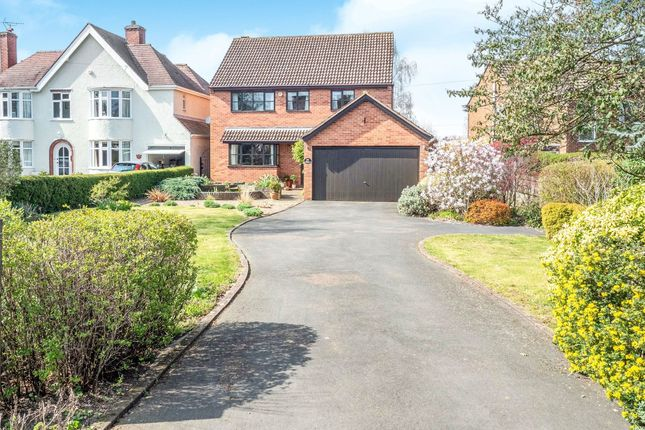 Thumbnail Detached house for sale in Warwick Road, Kenilworth