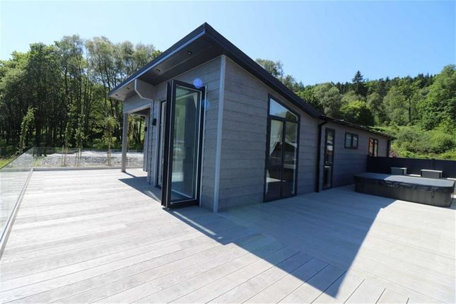 Thumbnail Property for sale in Loch Lomand Holiday Park, Inverglas, Argyle & Bute