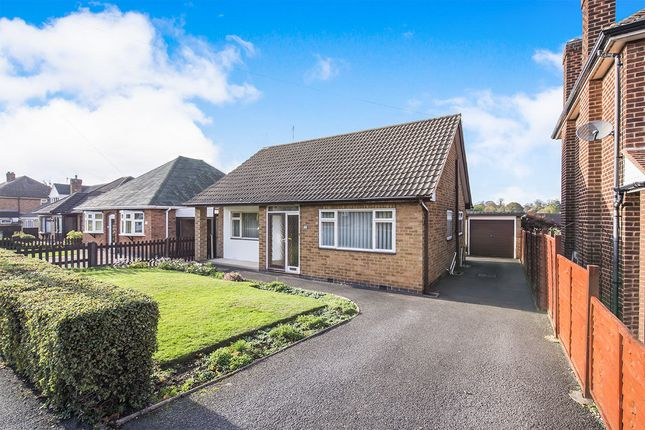 Thumbnail Bungalow for sale in Duport Road, Burbage, Hinckley