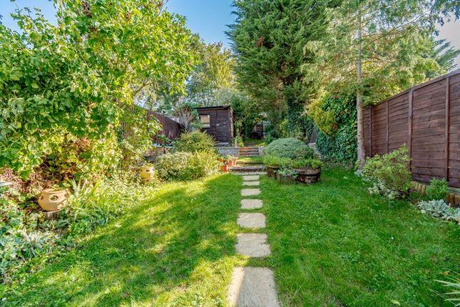 Garden of Stapleton Road, Borehamwood WD6