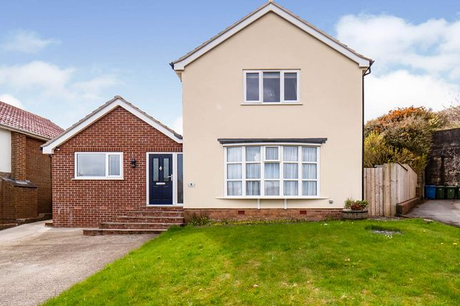 Thumbnail Detached house for sale in Sea View Drive, Scarborough, North Yorkshire