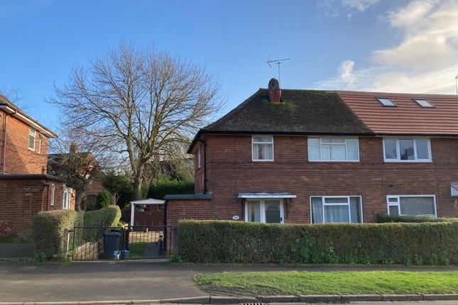 3 bed semi-detached house for sale in Sandringham Drive, Moortown, Leeds LS17