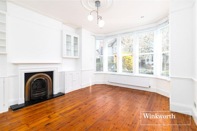 Thumbnail Semi-detached house to rent in Avondale Avenue, North Finchley, London