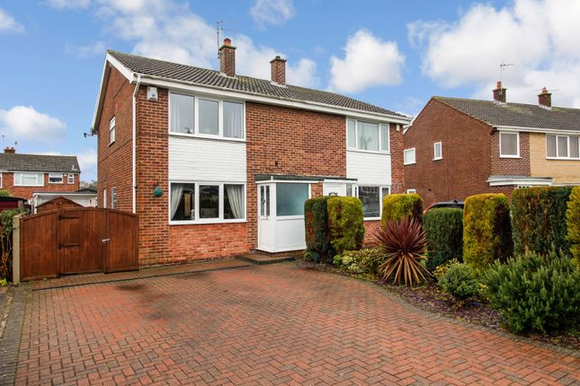 3 bed semi-detached house for sale in Bridle Walk, Selby YO8