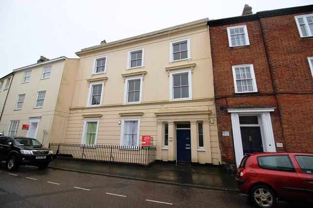 Thumbnail Flat to rent in St. Peter Street, Tiverton