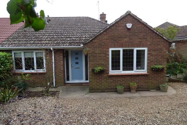 Thumbnail Semi-detached bungalow for sale in Bromham, Beds