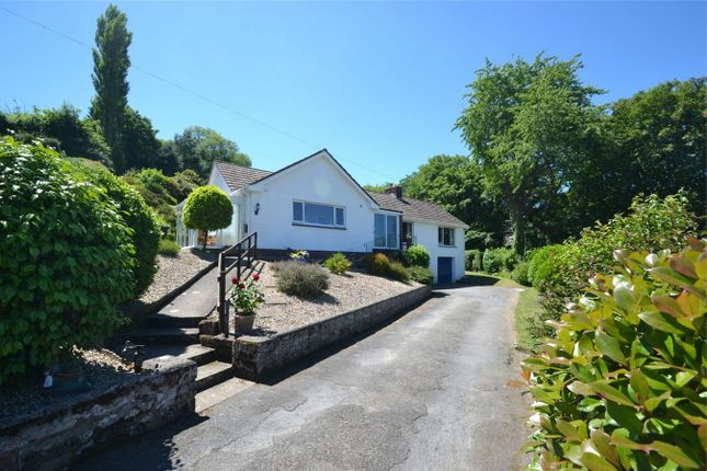 Thumbnail Detached bungalow for sale in Knowle Gardens, Combe Martin, Ilfracombe