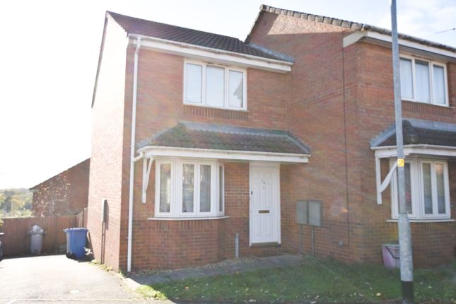 Semi-detached house to rent in Braithwaite Close, Kettering