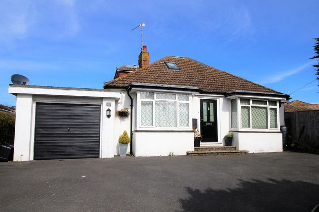 Thumbnail Detached bungalow for sale in Rattle Road, Westham