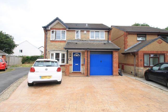 Thumbnail Detached house for sale in Clover Walk, Latchbrook, Saltash