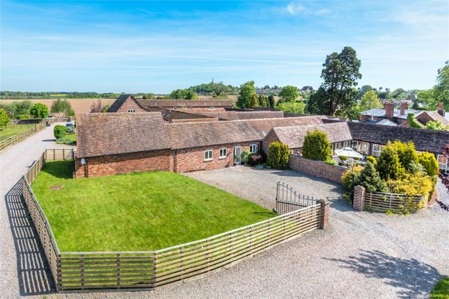 Thumbnail Mews house for sale in Honnington Grange, Wellington Road, Honnington, Newport, Shropshire