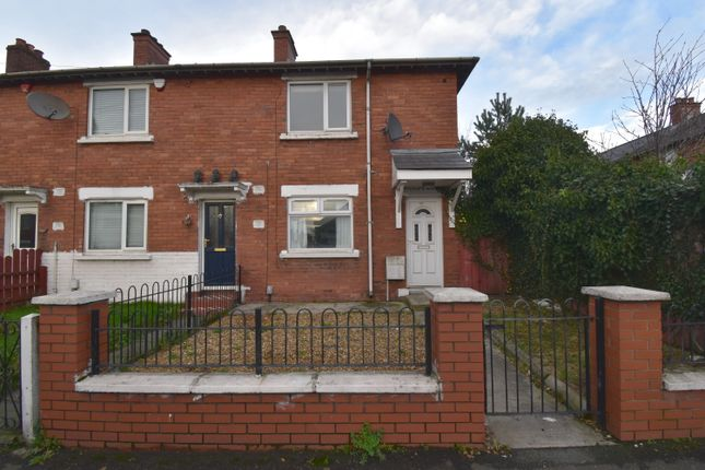 Thumbnail End terrace house for sale in Tates Avenue, Belfast