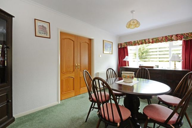Dining Room of Knowle Croft, Ecclesall, Sheffield S11